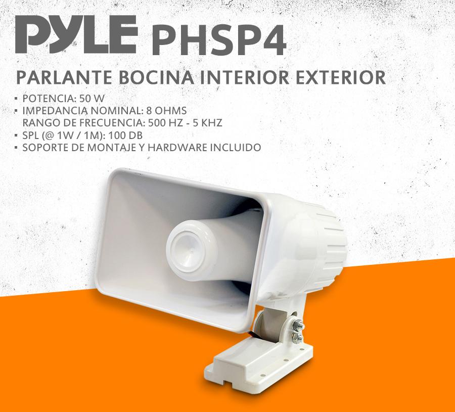 Pyle - PHSP4