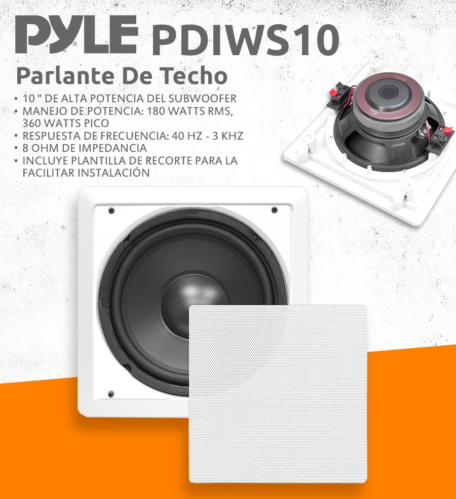 Pyle - PDIWS10